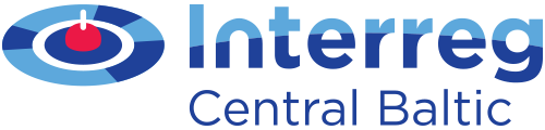 Interreg - Central Baltic logo